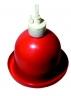 Poidło dzwonowe dla drobiu