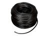 Przewód gumowy fi 9 mm wąż - 1 mb