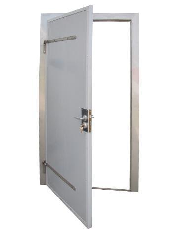 Drzwi inwentarskie 1 otwart